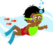 clipart-swimming